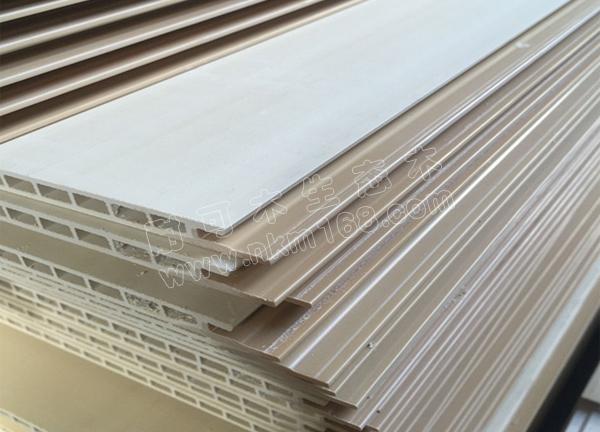600mm生态木集成快装墙板